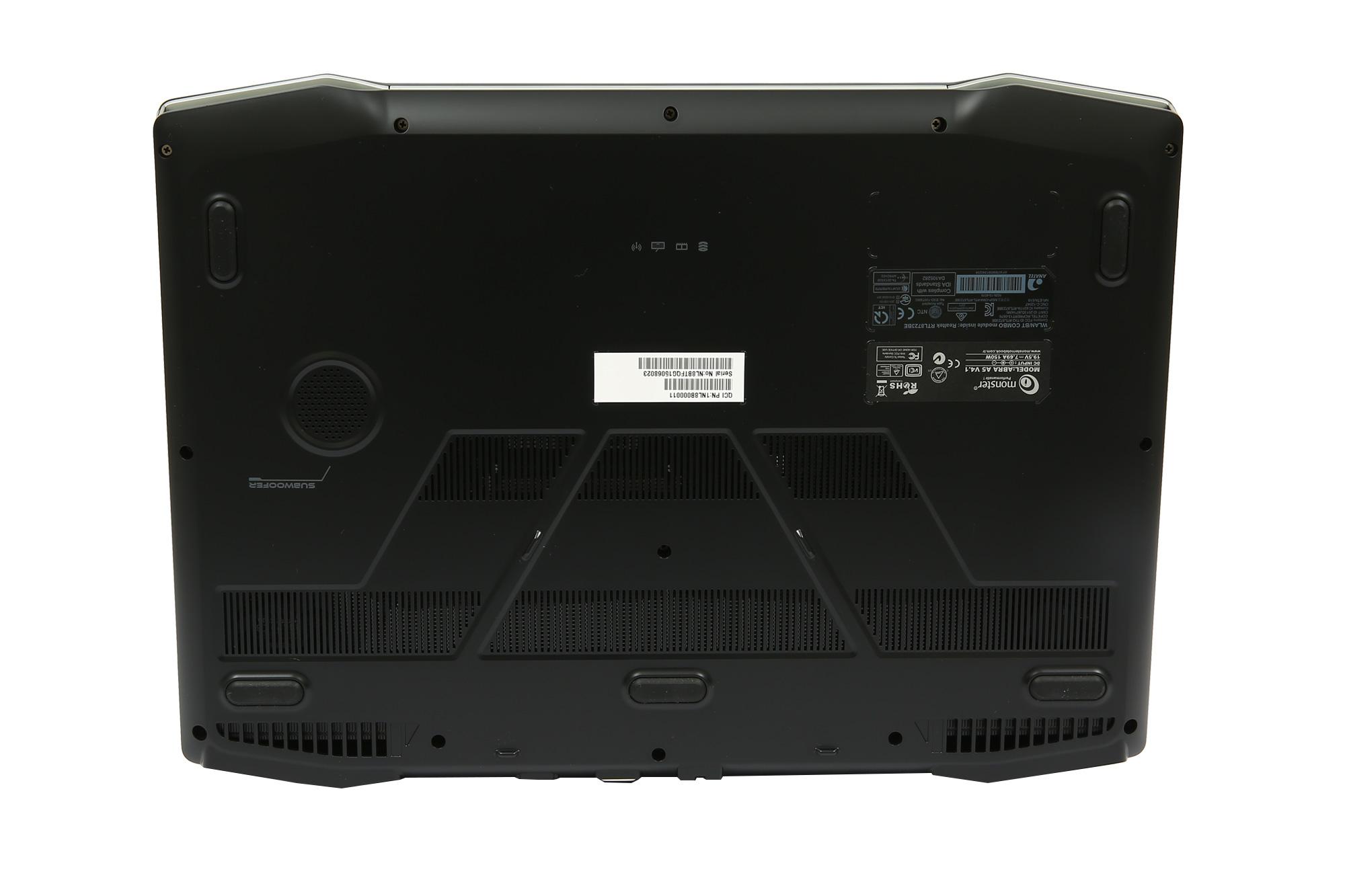 MONSTER® ABRA A5 V4.1.5 15.6