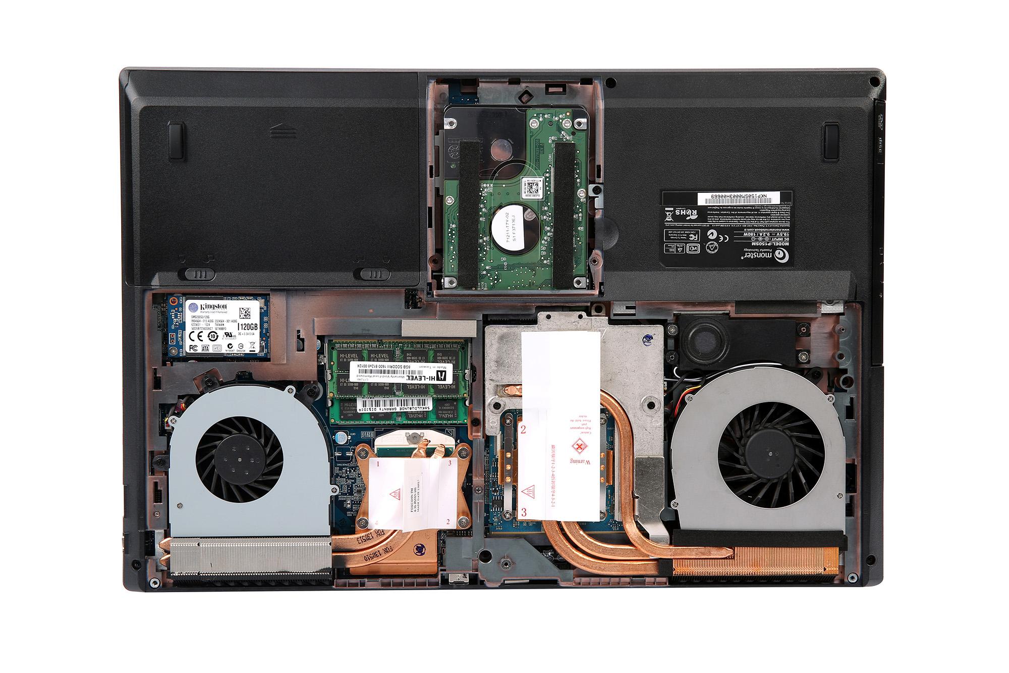 MONSTER® Q47P150SM02 15.6