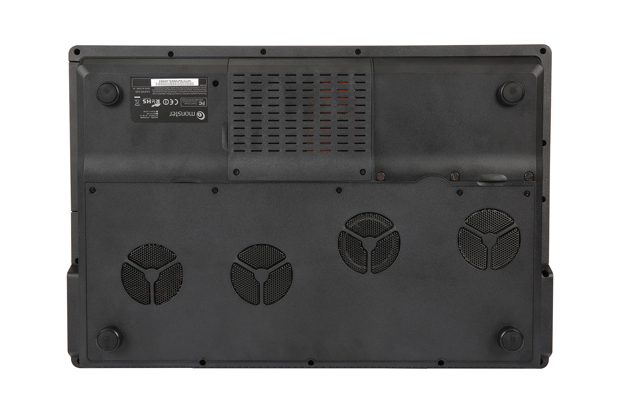 MONSTER® P570WM-WS04 17.3