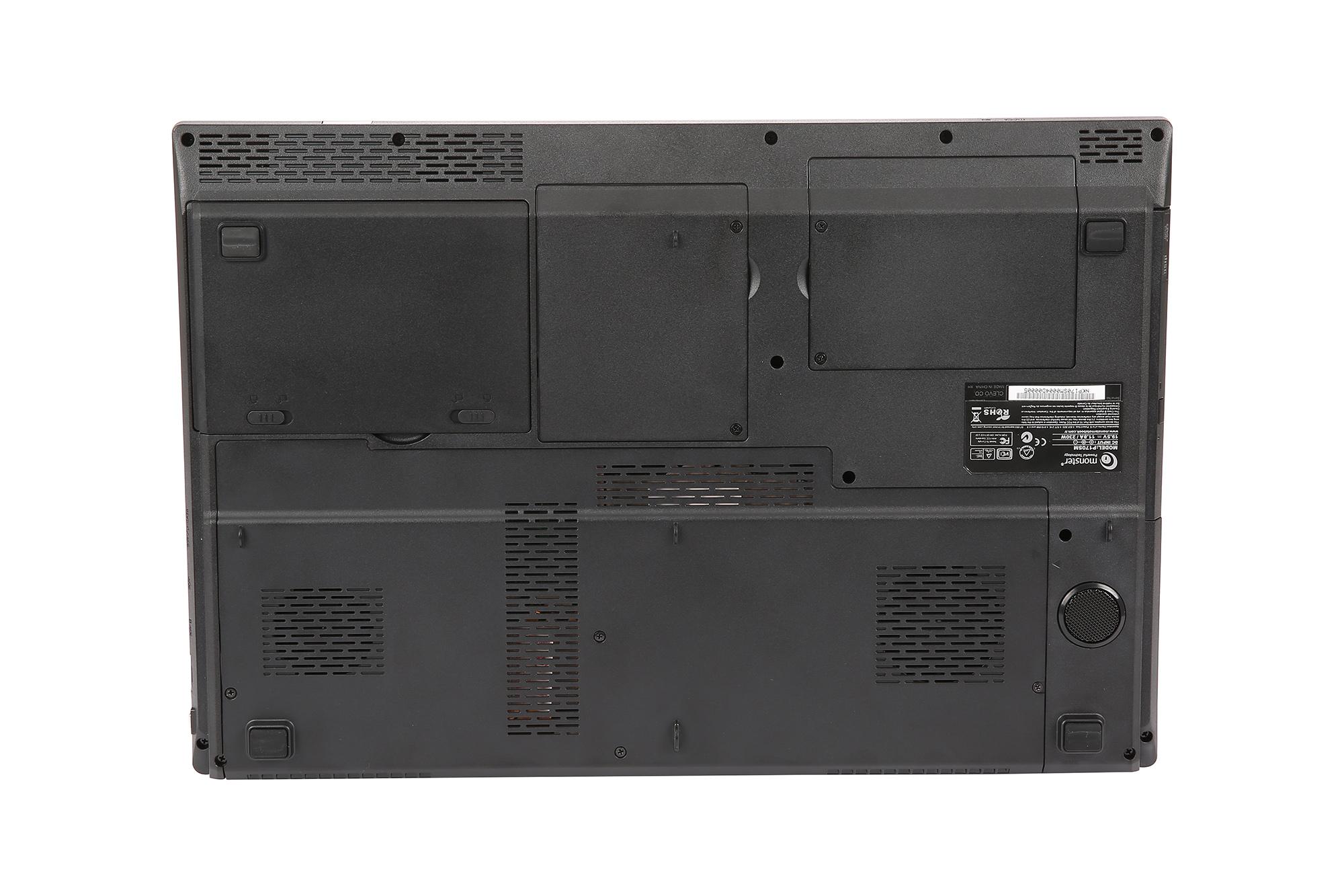 MONSTER® TULPAR T7 V1.2 17.3