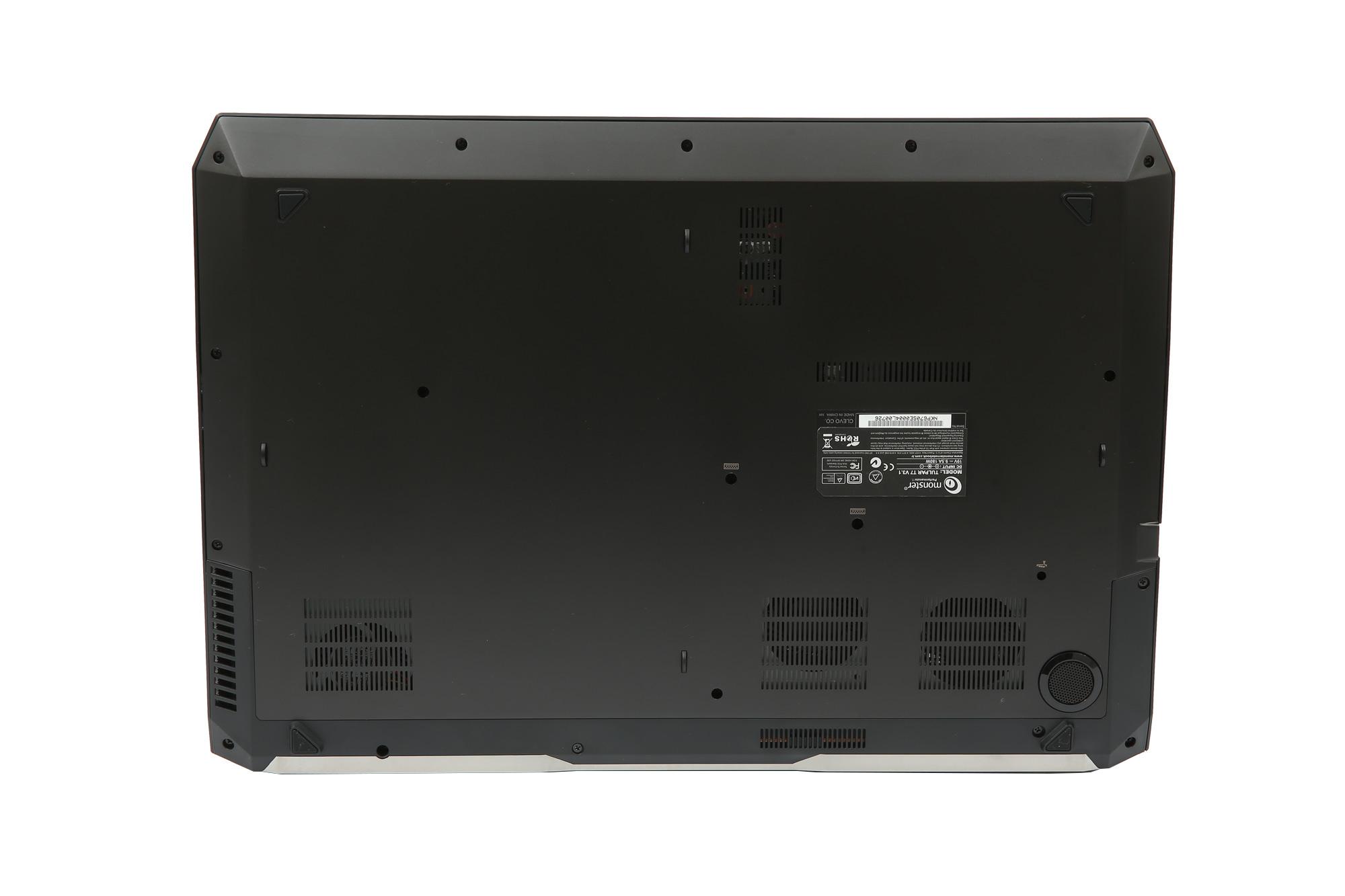 MONSTER® TULPAR T7 V3.1.1 17.3