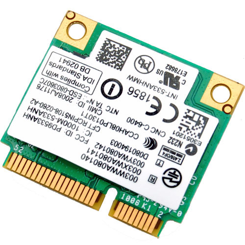 INTEL PRO WIRELESS 5300 MINI PCI EXPRESS