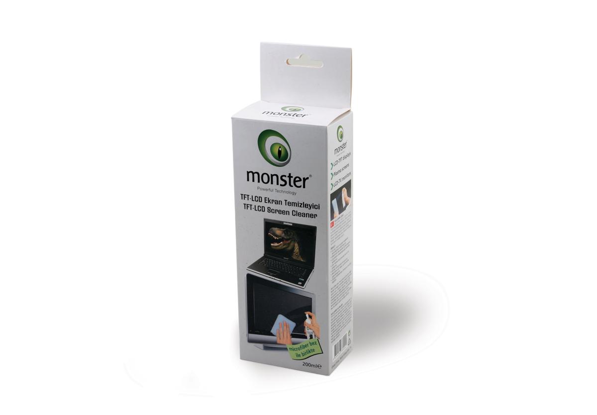 MONSTER LCD Ekran Temizleme Spreyi 200 ML