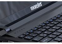 MONSTER® Q63W255HP01 15.6