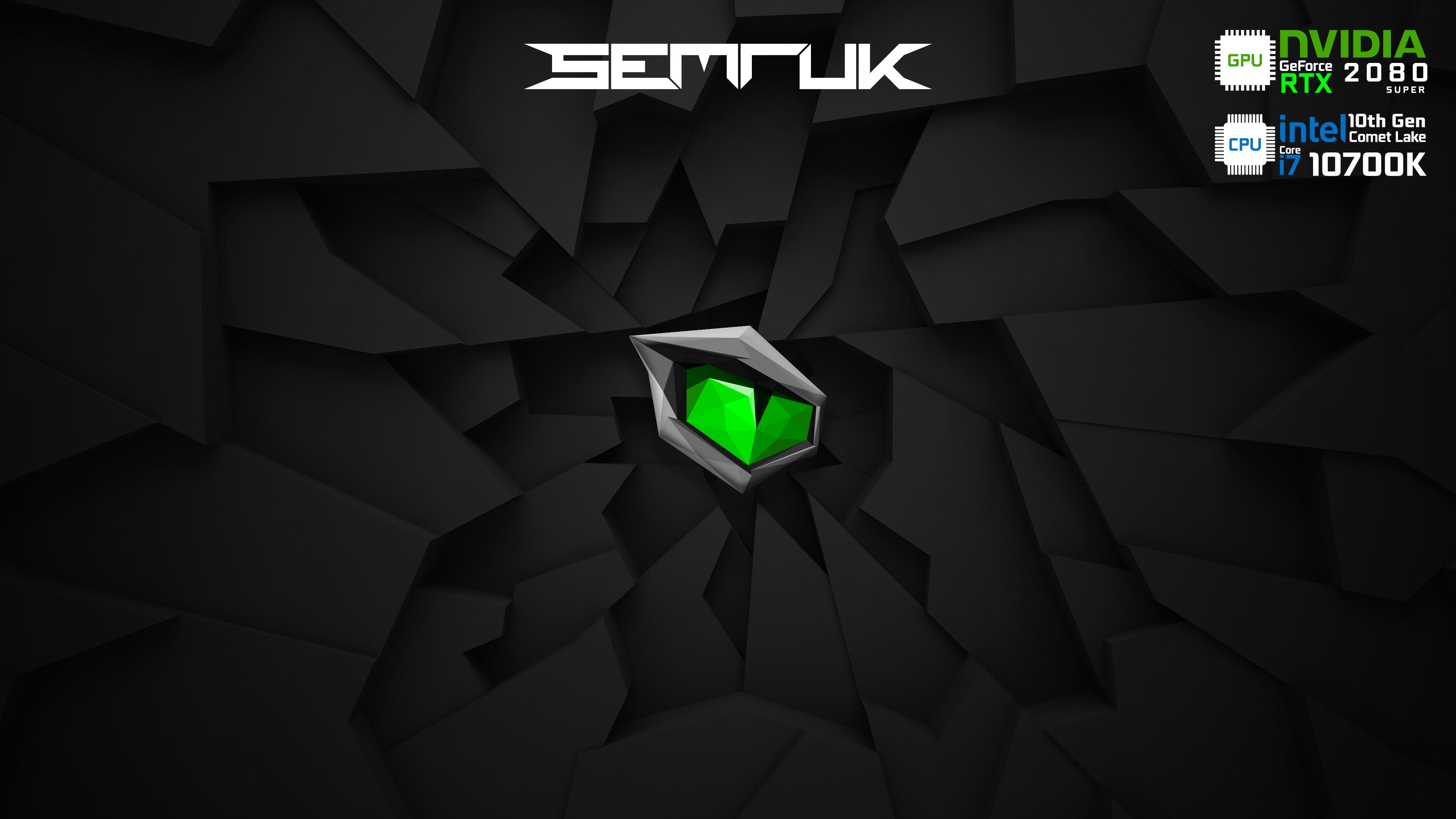 Monster - Semruk - 2080SUPER - i7 - 10700K