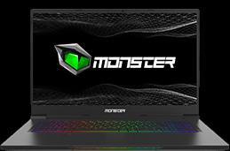 Monster Notebook Nvidia Geforce