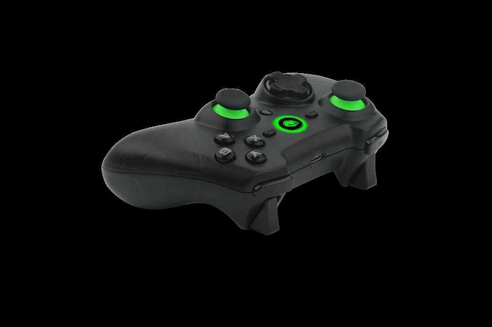Monster Pusat Pro Gaming Wireless Gamepad