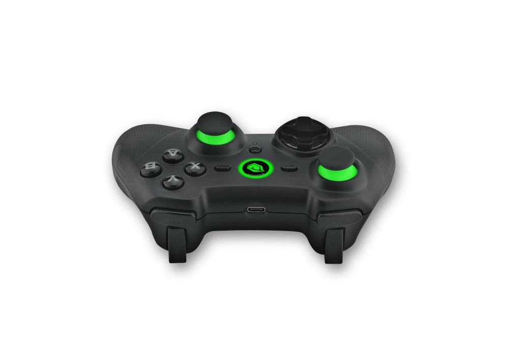 Monster Pusat Pro Gaming Wireless Gamepad