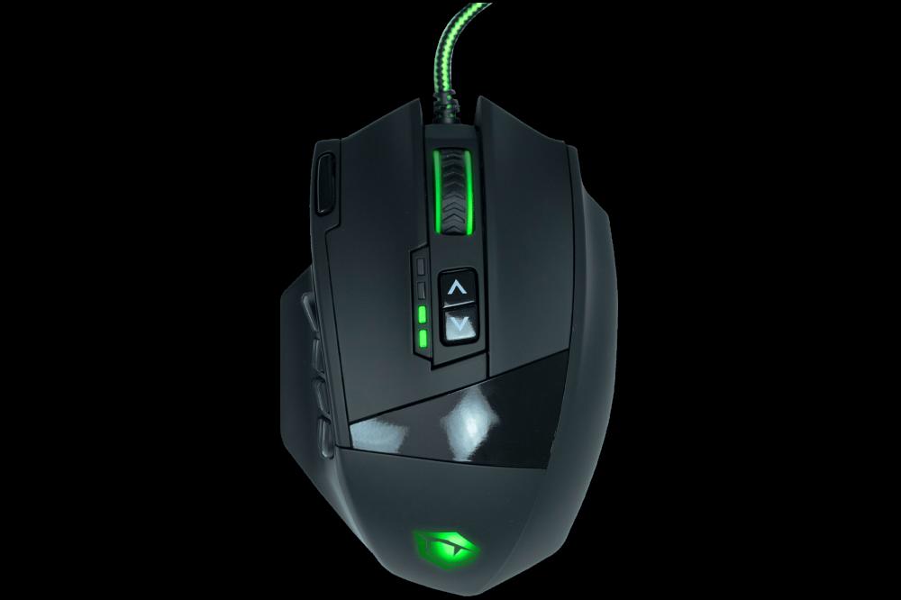 Monster Pusat V4 Gaming Mouse