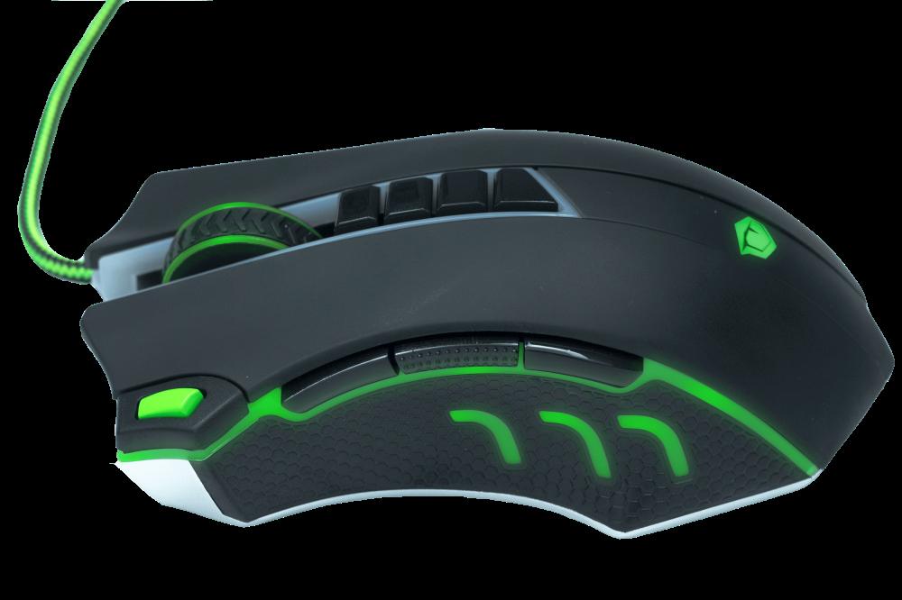 Monster Pusat V5 Gaming Mouse