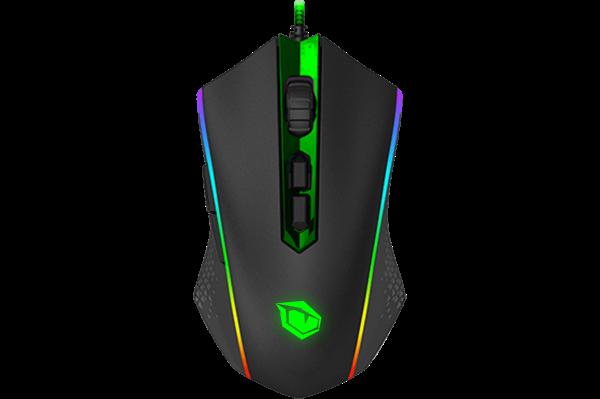 Monster Pusat V6 Gaming Mouse