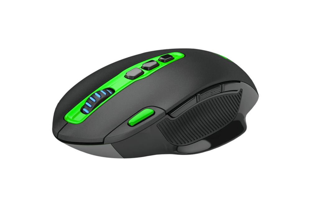 Monster Pusat V7 Wireless Gaming Mouse