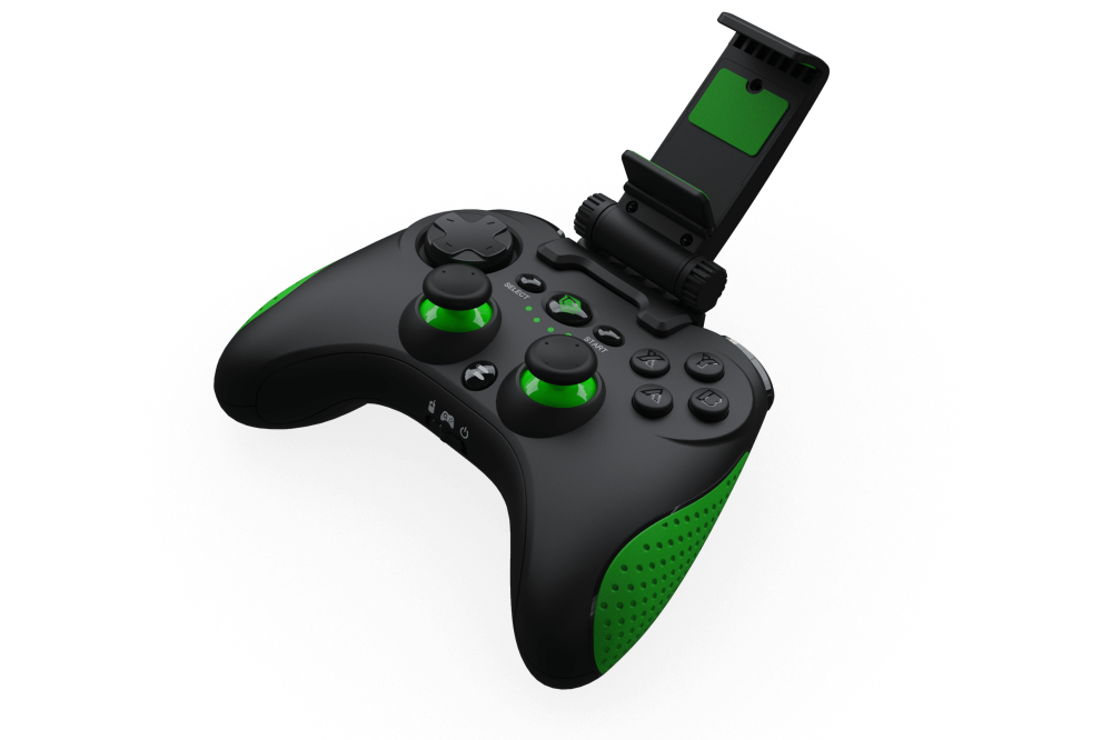 Monster Pusat Pro Bluetooth Gamepad