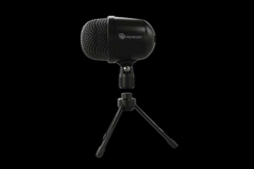 Monster Pusat Usb Broadcast Mikrofonu