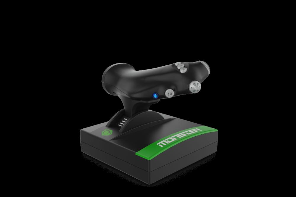 Monster Pusat Pro Flight Stick
