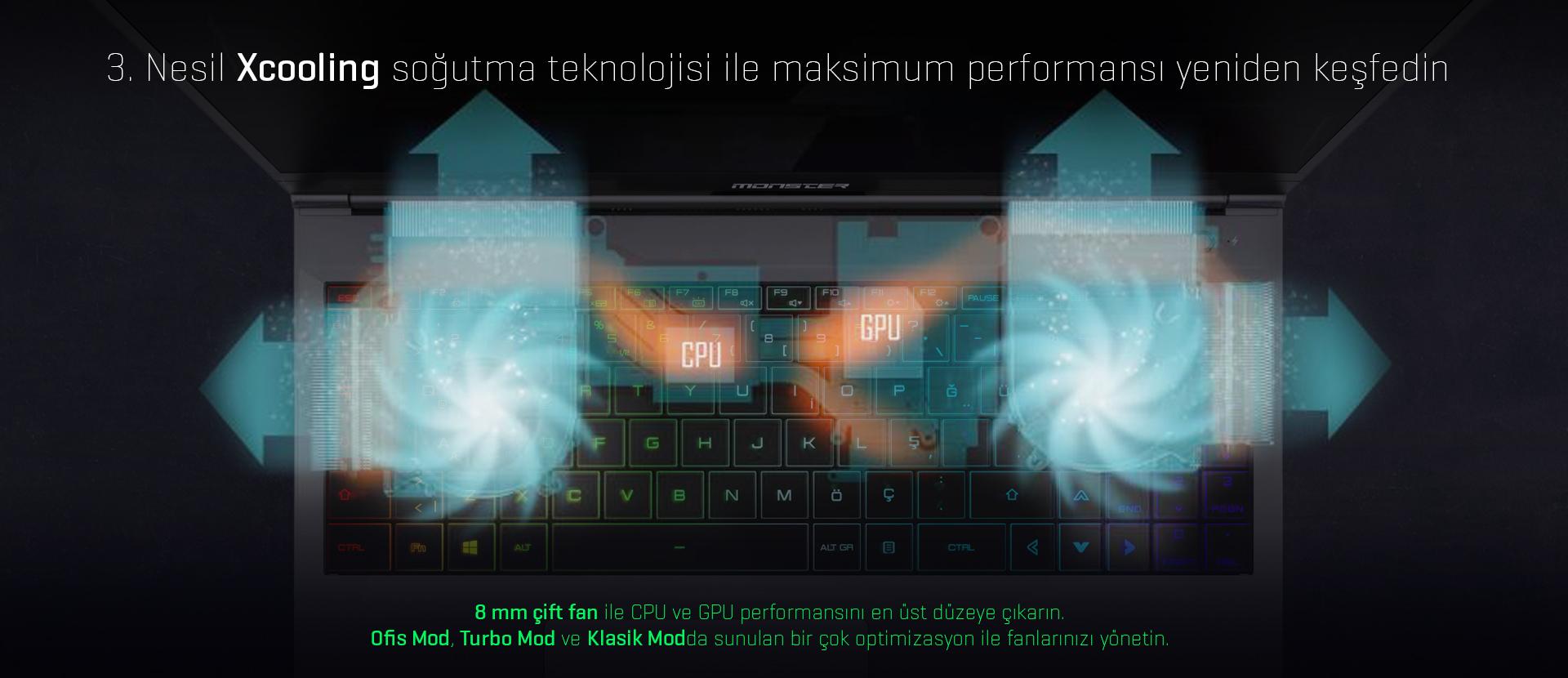 Monster Notebook Tulpar T5 V21.1